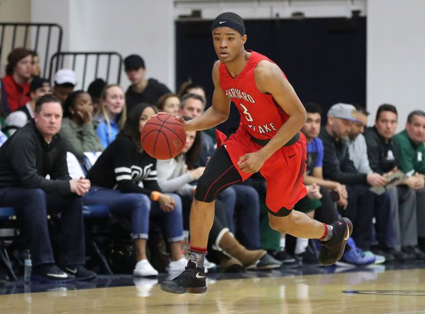 Cassius Stanley could help Sierra Canyon (Chatsworth, Calif.) contend for a national title next year.