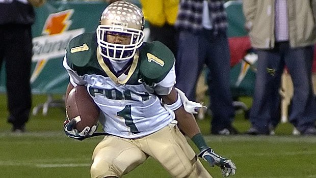 DeSean Jackson is one of 16 former Long Beach Poly players selected in the NFL Draft over the past 20 years.