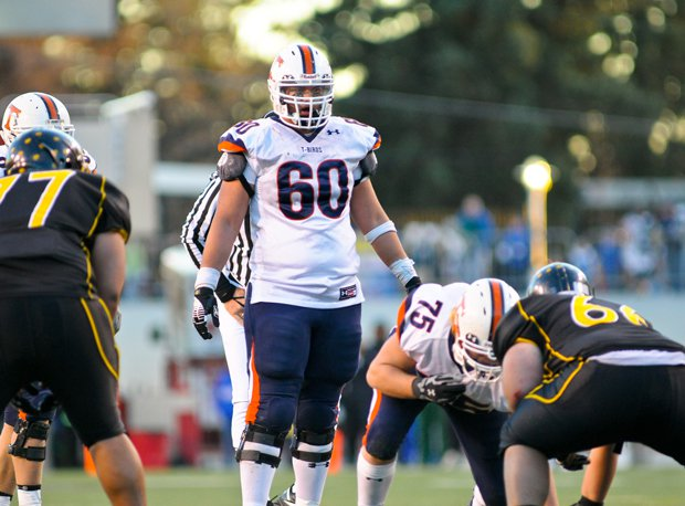 Xavier Su'a Filo is one of Timpview High alums drafted into the NFL since 1993.