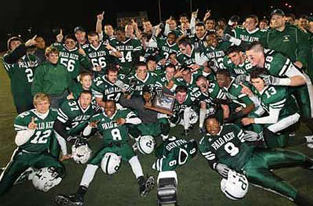 Palo Alto celebrates championship but its season is likely not over.