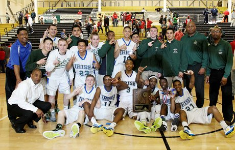 Sacred Heart Cathedral's boys won its second straight NorCal title. This one was completely unexpected.