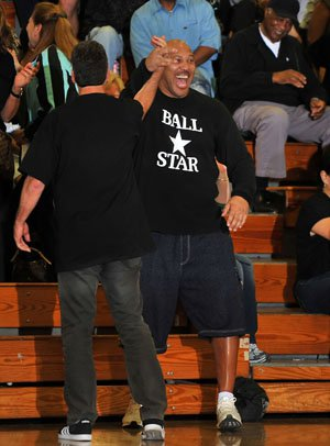 LaVar Ball has plenty to celebrate.
