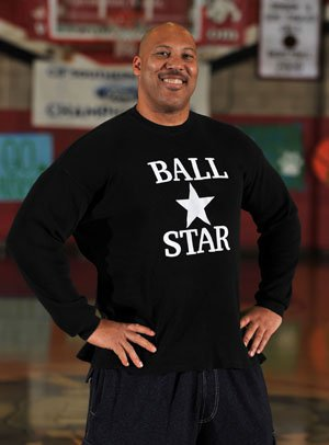 LaVar Ball, father of the Ball brothers