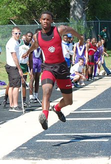 Nobody has been able to beat JarrionLawson's long jump and triple jumpmarks in 2012.