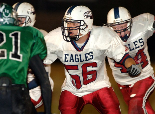 """Capistrano Valley Christian adopted """"The Eagle way"""" as its motto."""