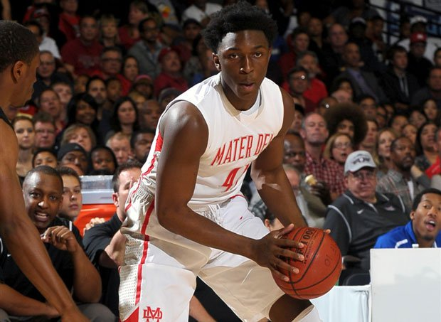 Fans in Southern California have been hoping to see Stanley Johnson and Mater Dei face Long Beach Poly all season. That matchup arrives Tuesday.