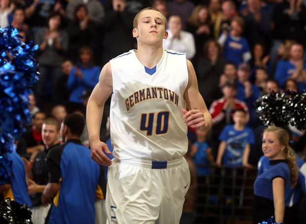 Mr. Basketball Luke Fischer and Germantown beat Mukwonago in Wisconsin's Division 1 title game over the weekend, capping back-to-back unbeaten seasons and winning their 56th game in a row.