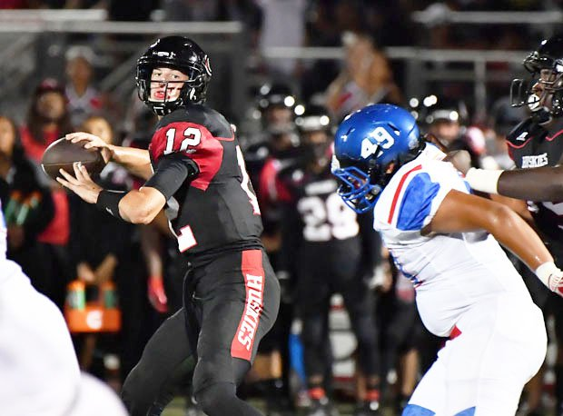 Centennial quarterback Tanner McKee is considered one of the best in the nation.
