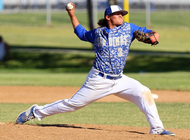 Jacob Castillo, San Dimas