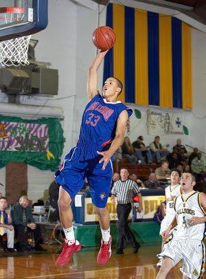 Jared Cunningham, San Leandro