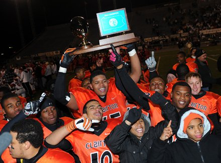 With 46 straight wins, Clairton has had plenty to cheer about for the last three seasons.