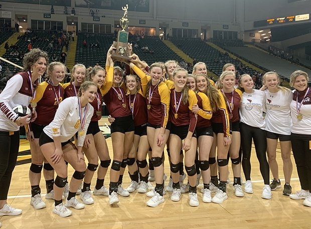 New Bremen is 103-11 the last four years and has won two of the last three Division IV state titles.