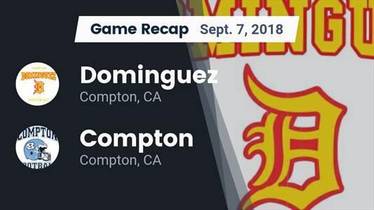 Football Game Preview: Compton vs. Cabrillo