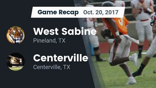 Football Game Preview: Centerville vs. San Augustine