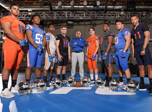 The 2016 Bishop Gorman team is regarded as the best high school football team of the 2010s.