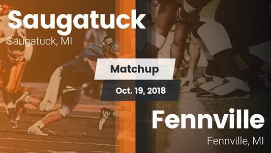 Football Game Recap: Fennville vs. Saugatuck