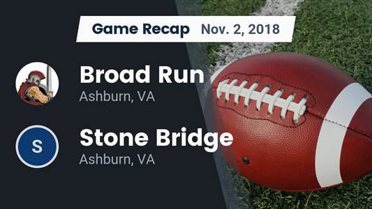 Football Game Preview: Stone Bridge vs. Falls Church