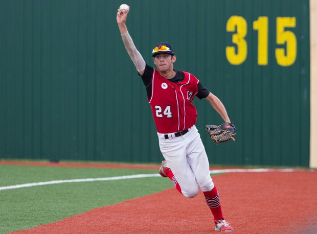 Eric Gonzales and Lake Travis are now just one spot away from No. 1.