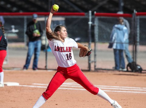 Loveland ace Laurin Krings has posted an 11-0 mark with a 0.45 ERA and 169 strikeouts in leading the Indians to the top ranking in Class 5A. Some of the sport's biggest games are left to be played in the final three weeks of the season.