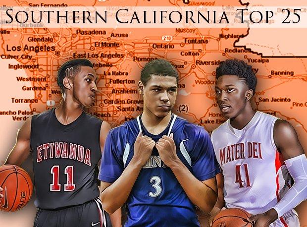 MaxPreps Southern California Top 25 high school basketball