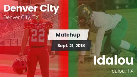 Football Game Recap: Denver City vs. Idalou