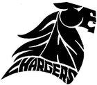 Chatfield Chargers Girls Freshman Volleyball Fall 15-16 team photo.