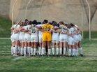 Independence Patriots Girls Varsity Soccer Spring 18-19 team photo.