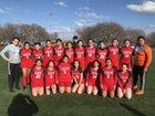 Chicago Washington Patriots Girls Varsity Soccer Spring 18-19 team photo.