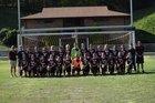 Swain County Maroon Devils Girls Varsity Soccer Spring 18-19 team photo.