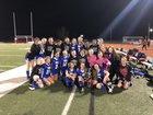 North Little Rock Charging Wildcats Girls Varsity Soccer Spring 18-19 team photo.