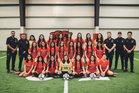 Northside Grizzlies Girls Varsity Soccer Spring 18-19 team photo.