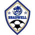 Bradwell Institute Tigers Girls Varsity Soccer Spring 18-19 team photo.
