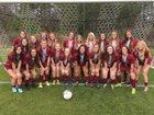 Gray Stone Day Knights Girls Varsity Soccer Spring 18-19 team photo.