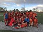 Northglenn Norsemen Girls Varsity Soccer Spring 18-19 team photo.