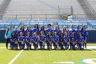 Monticello Billies Girls Varsity Soccer Spring 18-19 team photo.