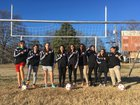 Lakeside Beavers Girls Varsity Soccer Spring 18-19 team photo.