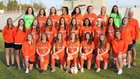 Mauldin Mavericks Girls Varsity Soccer Spring 18-19 team photo.