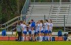 Sumter Fighting Gamecocks Girls Varsity Soccer Spring 18-19 team photo.