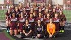 Benton Panthers Girls Varsity Soccer Spring 18-19 team photo.