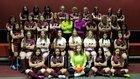 Lake Hamilton Wolves Girls Varsity Soccer Spring 18-19 team photo.