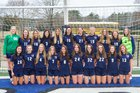 Little Rock Christian Academy Warriors Girls Varsity Soccer Spring 18-19 team photo.