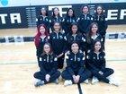 Santa Teresa Desert Warriors Girls Varsity Track & Field Spring 17-18 team photo.