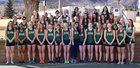 Los Alamos Hilltoppers Girls Varsity Track & Field Spring 17-18 team photo.