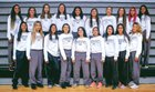 Chaparral Lobos Girls Varsity Track & Field Spring 17-18 team photo.