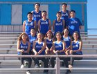 Navajo Pine Warriors Girls Varsity Track & Field Spring 17-18 team photo.