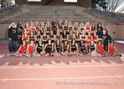 Albuquerque Academy Chargers Girls Varsity Track & Field Spring 17-18 team photo.