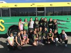 Pecos Panthers Girls Varsity Track & Field Spring 17-18 team photo.