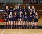 North Gwinnett Bulldogs Girls Varsity Volleyball Fall 19-20 team photo.
