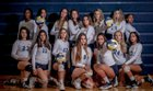 West Ranch Wildcats Girls Varsity Volleyball Fall 19-20 team photo.