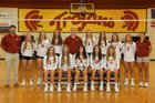 Lassiter Trojans Girls Varsity Volleyball Fall 19-20 team photo.